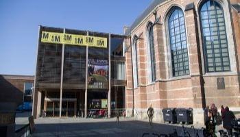 gebouw van CC Mechelen