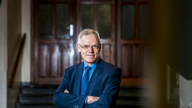 Roger Haest, voorzitter Inrichtend Comité Annuntiaten Heverlee
