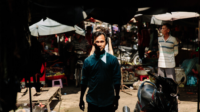 Cambodja: leraar Leang