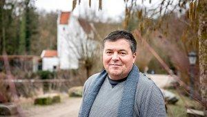 Portret Theo Hamaekers