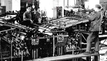 oude drukkerij