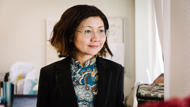 Professor Charlene Tan