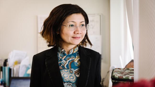 Professor Charlene Tan