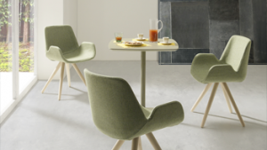 interieur met meubels van IDEE-M