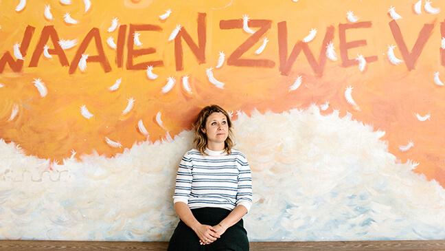 portret Julie Snauwaert