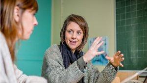 psychopedagogisch werker Elien Verhaeghe over het CLB