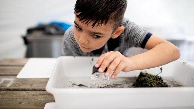 Wateronderzoek onderzoek