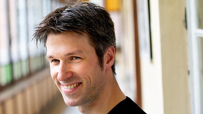 Portret Wim Heylen