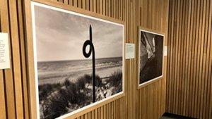 foto's van Michiel Hendrickx uit de expo 'oorlog aan zee'