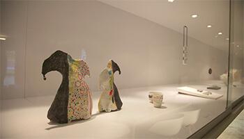 kunstwerken in het slachthuis in Mons