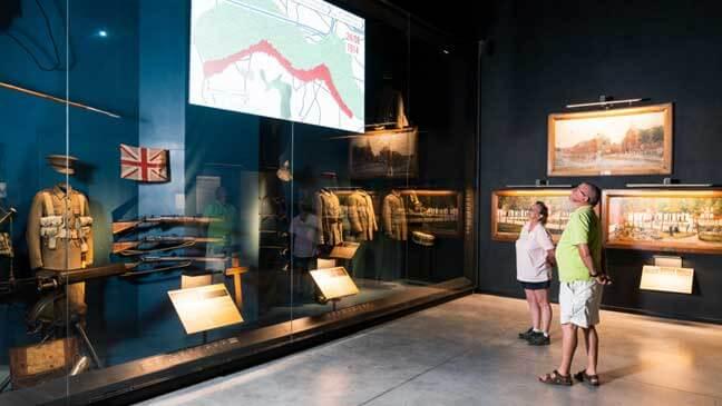Lerarendag Mons - Memorial Museum
