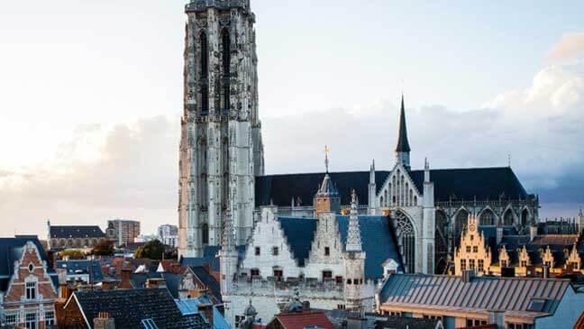 Sint-Romboutstoren Mechelen