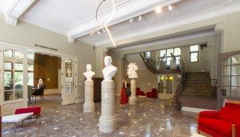 installatie van Koen Van Mechelen