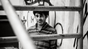 Portret van Haider Al Timimi