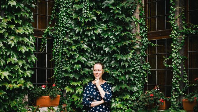portretfoto van Roos Van Gasse