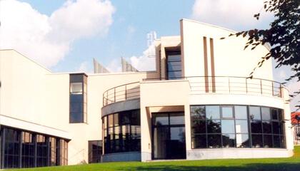gebouw van het FeliXart Museum