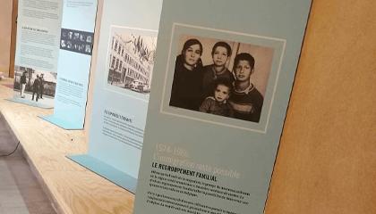 Kijkje in het migratiemuseum