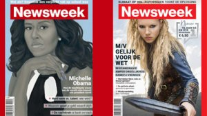 Covers van Newsweek