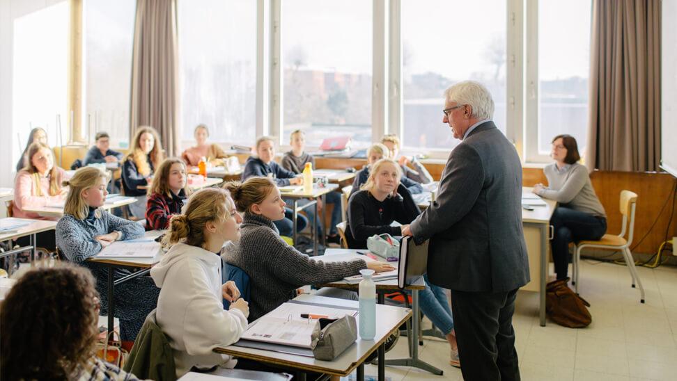 Directeur Koen Seynaeve