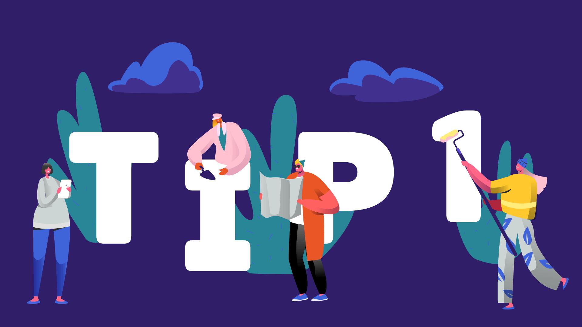 groepswerk tip 1: stel groepjes samen met complementaire leden
