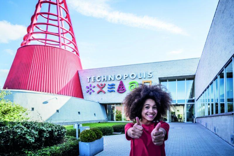 kind voor gebouw Technopolis