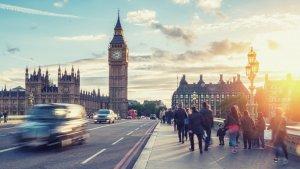londenreis na de brexit: sfeerfoto van Londen
