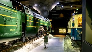 Wat een wereld vol treinen!