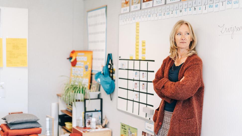 Directeur Ingrid Herteleer