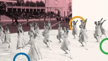 foto opening olympische spelen 1920