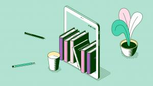 leesbevordering: iPad als boekenkast