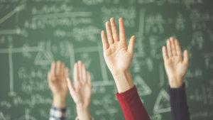 Handen omhoog. Vragen van Leraren over Corona