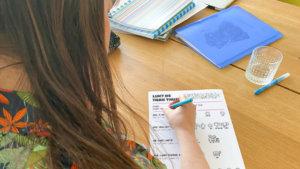 Met deze feedbackfiche kan jij lessen en taken bijsturen voor hun kind.