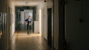 Portret Rita De Canck in Ziekenhuisschool Stad Gent