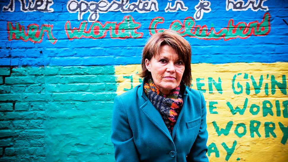 psychotherapeut Lut Celie van De Bleekweide