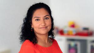 kinderpsychiater Binu Singh