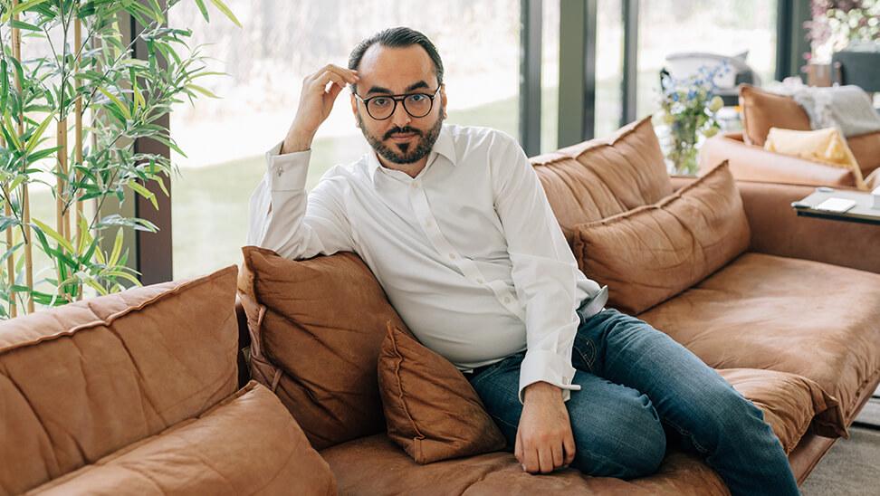 Orhan Agirdag, professor in de pedagogische wetenschappen (KU Leuven).