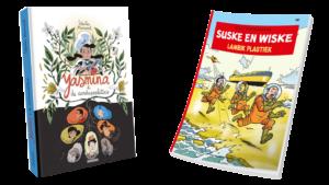 2 strips van standaard uitgeverij