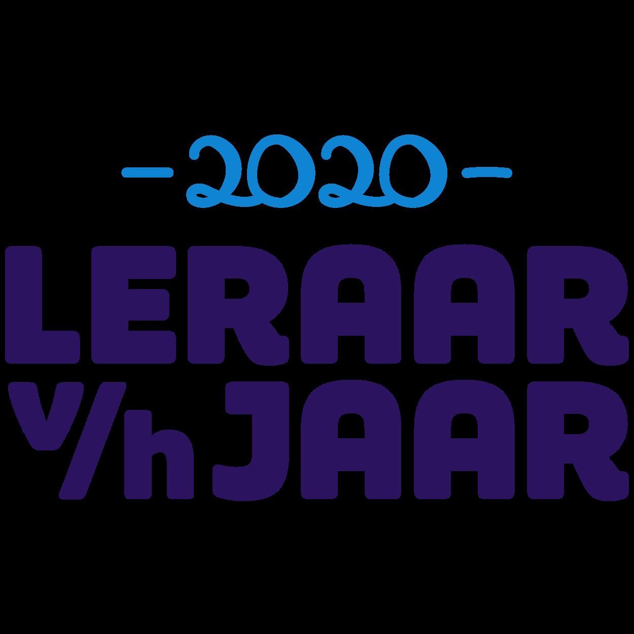 Leraar van het Jaar 2020 - Iedereen Leraar van het Jaar