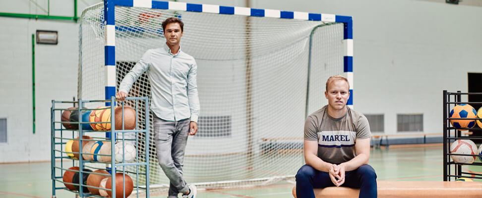Wouter Bourbon en Laurens Jansen, Campus het Spoor, Mol