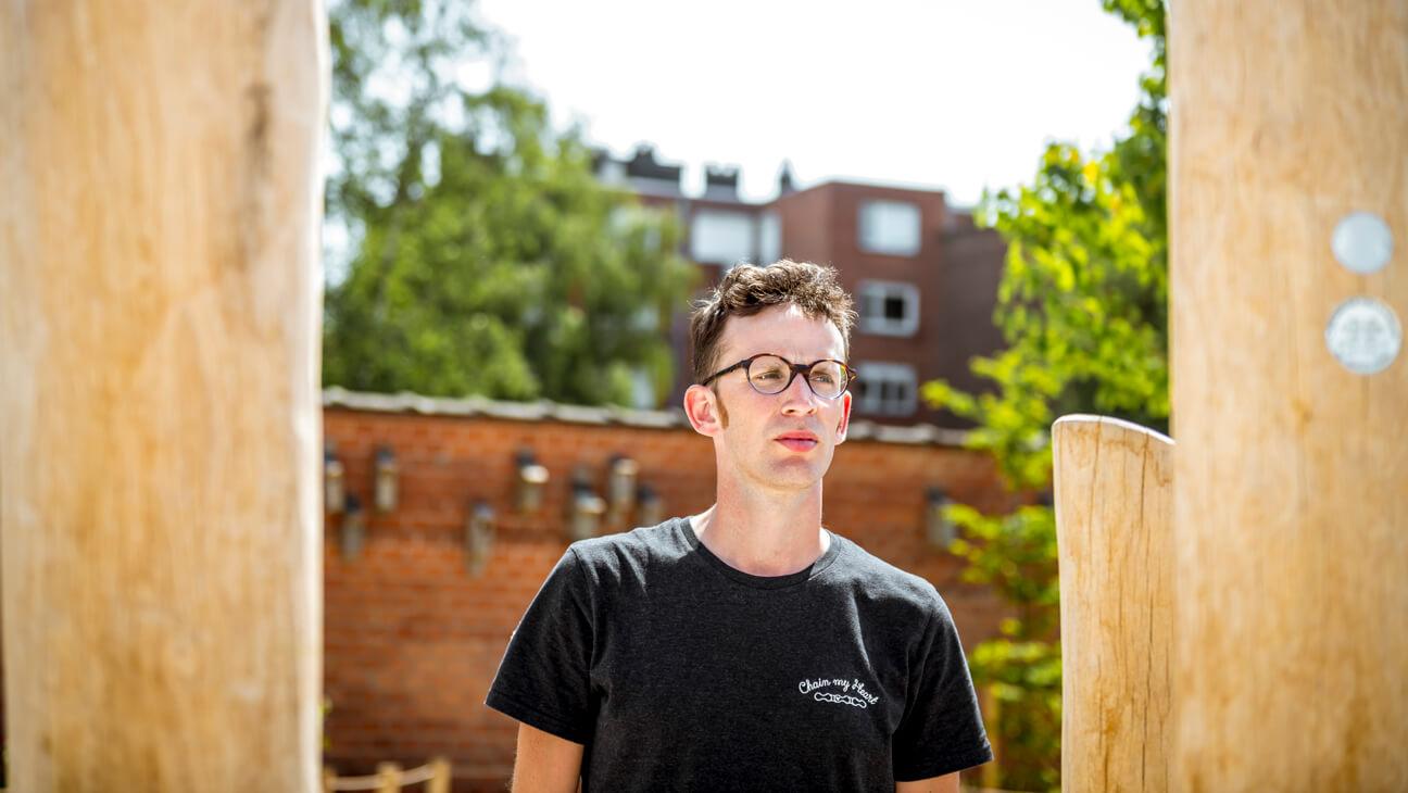 CEDRIC RYCKAERT leraar vijfde leerjaar, Basisschool Sint-Paulus in Kortrijk