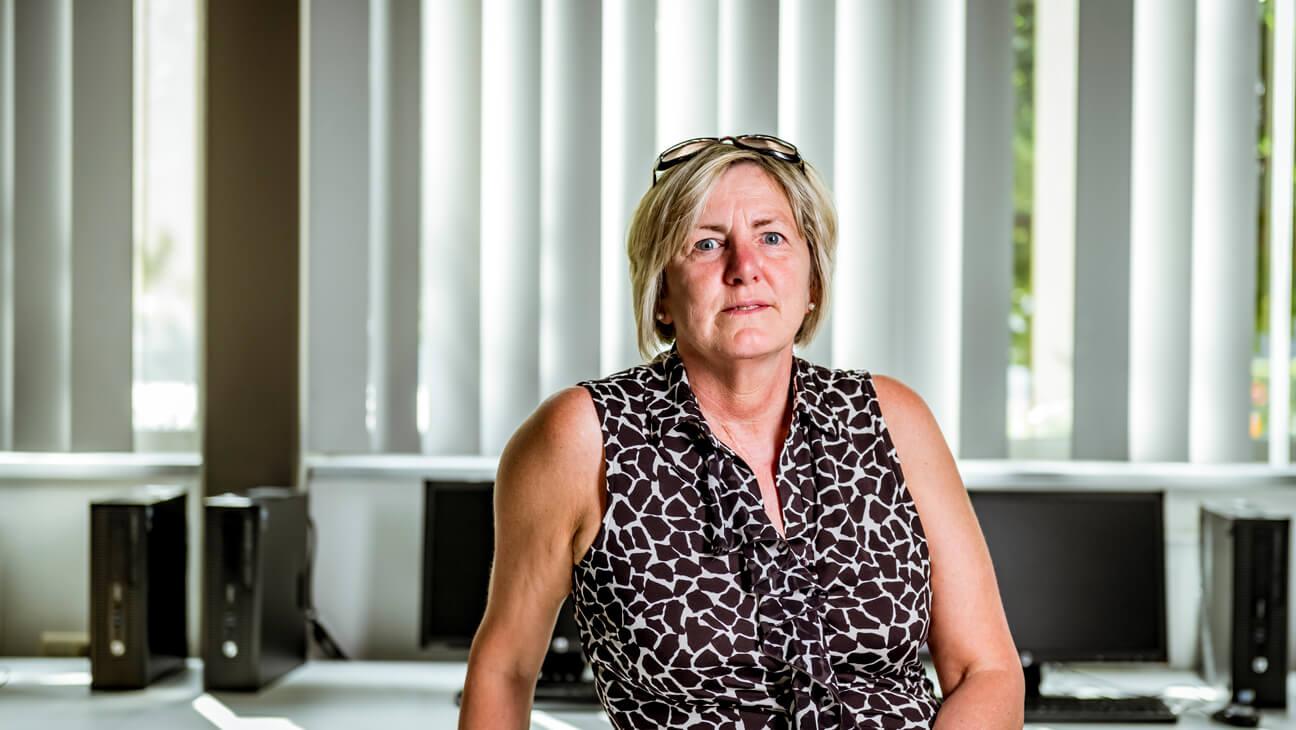 NICOLE HEYENS ondersteuner voor leerlingen met ASS, emotionele of gedragsstoornis, Genk-Maasland