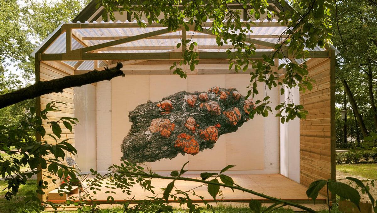 werk aan Emile Van Dorenmuseum