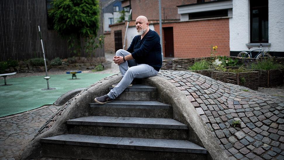 Alain Noëz, pedagogisch begeleider van het Katholiek Onderwijs Vlaanderen