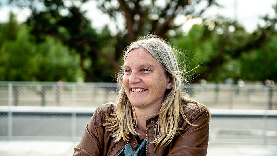Sofie Deprez over Voorrang aan verbinding