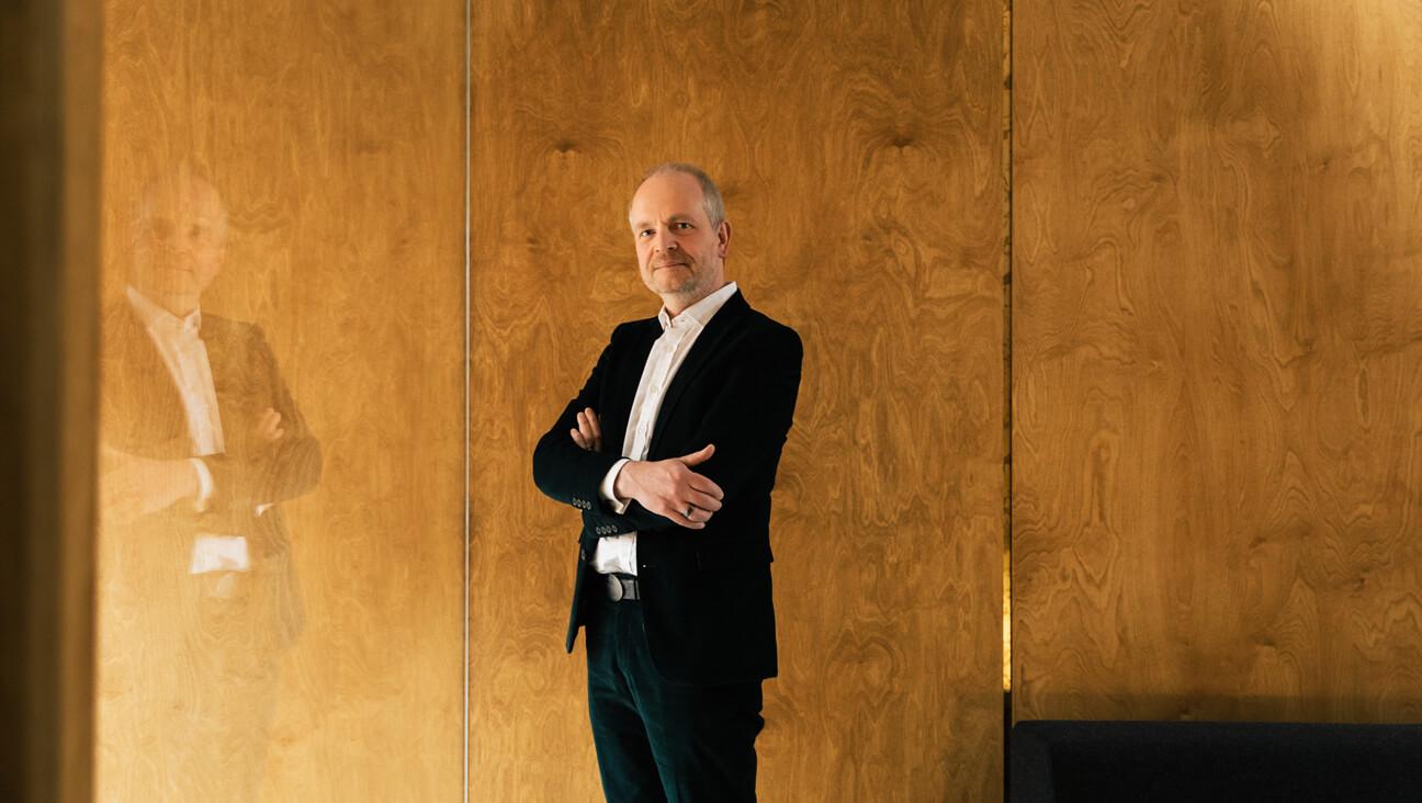 Portret Pieter Sprangers