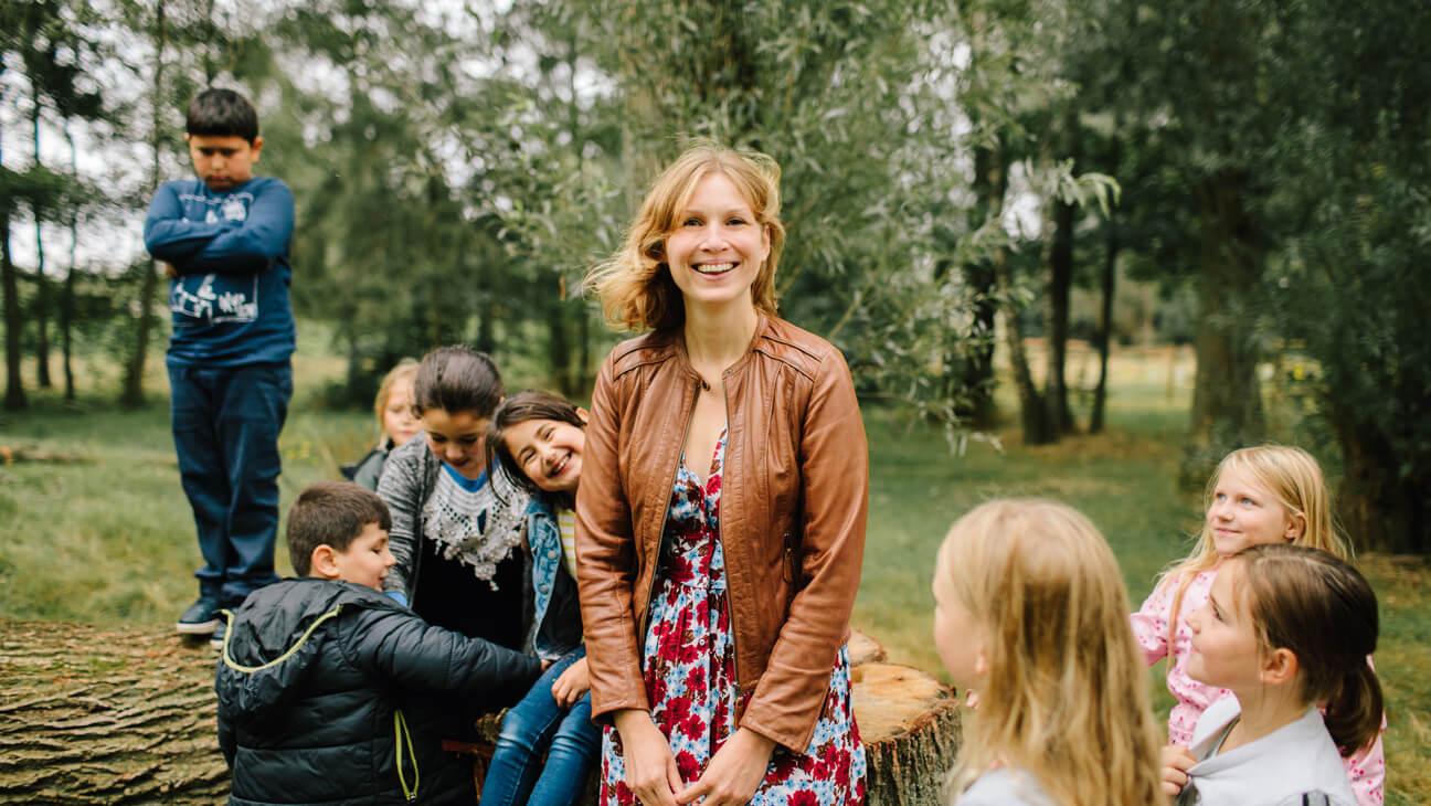Portret Liselotte Botterman