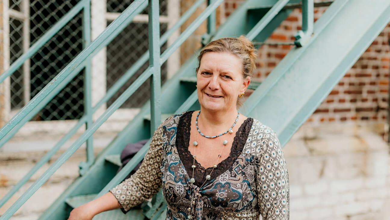 Portret Directeur An Agneessens