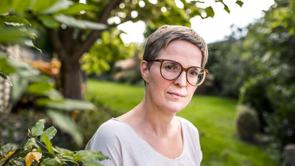 Portret Elke Van Hoof