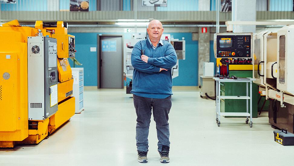 adjunct-directeur Bart Van den Driessche