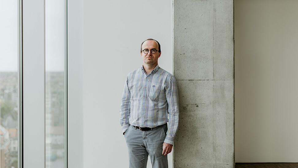 Koen Defour – onderzoeker Arteveldehogeschool